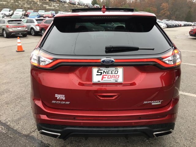 2015 Ford Edge Sport in Gower Missouri, 64454