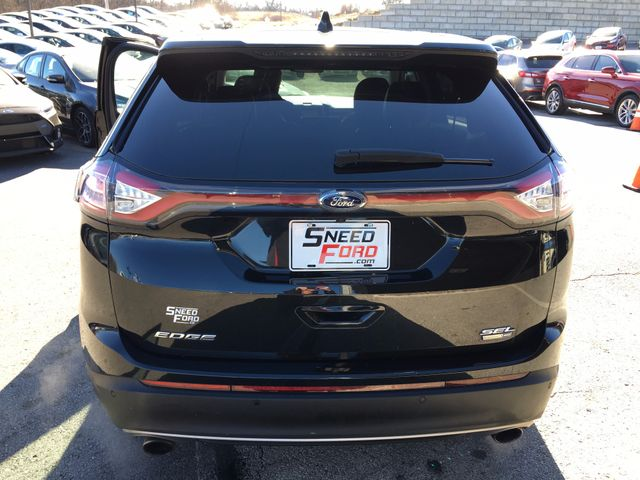 2015 Ford Edge SEL AWD 2.0L I4 in Gower Missouri, 64454
