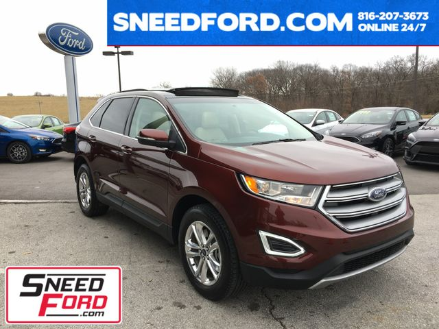 2015 Ford Edge SEL AWD 2.0L I4