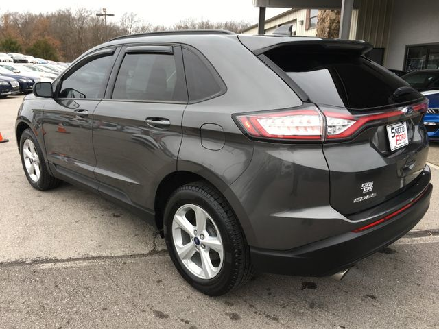 2015 Ford Edge SE AWD 2.0L I4 in Gower Missouri, 64454