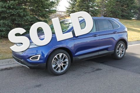 2015 Ford Edge Titanium in Great Falls, MT
