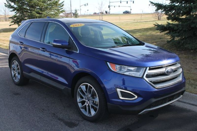 2015 Ford Edge Titanium  city MT  Bleskin Motor Company   in Great Falls, MT