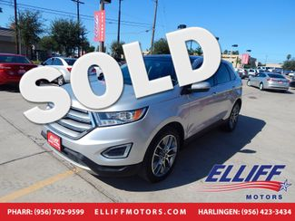 2015 Ford Edge Titanium in Harlingen, TX 78550