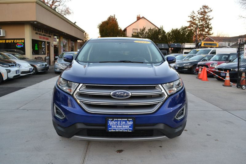 2015 Ford Edge SEL  city New  Father  Son Auto Corp   in Lynbrook, New