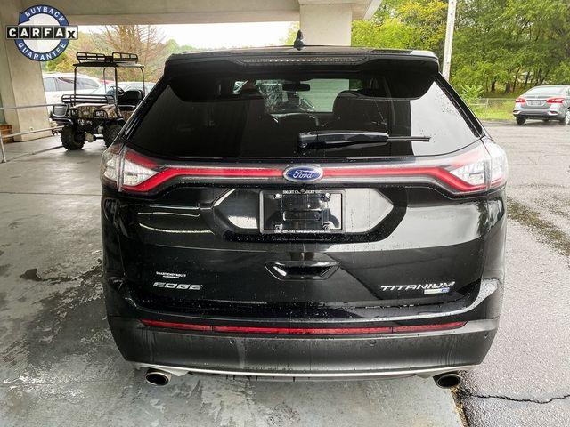 2015 Ford Edge Titanium Madison, NC 2