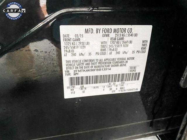 2015 Ford Edge Titanium Madison, NC 40