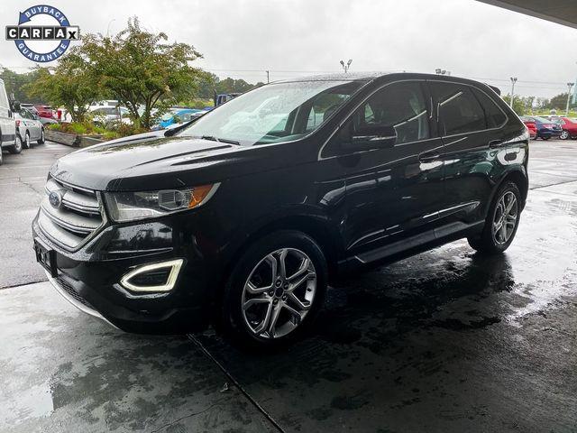 2015 Ford Edge Titanium Madison, NC 5