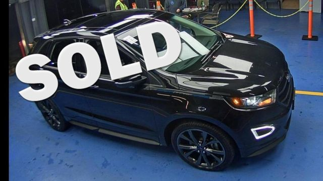 2015 Ford Edge Sport Madison, NC