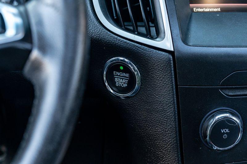 2015 Ford Edge SEL CLEAN CARFAX AWD LEATHER AUTO TRANS BLUETOOTH in Rowlett, Texas