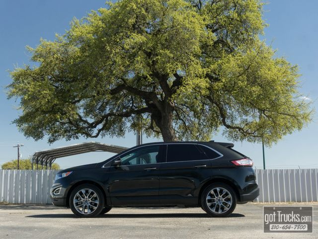 2015 Ford Edge Titanium 3.5L V6