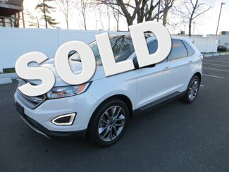 2015 Ford Edge Titanium Watertown, Massachusetts