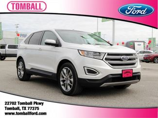 2015 Ford Edge Titanium in Tomball, TX 77375