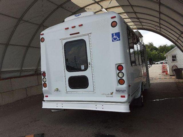 2015 Ford Eldorado National Coach 14 Passenger Bus Wheelchair Accessible Alliance, Ohio 2