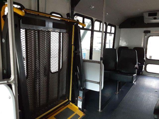 2015 Ford Eldorado National Coach 14 Passenger Bus Wheelchair Accessible Alliance, Ohio 5
