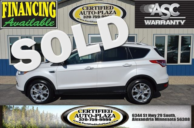 2015 Ford Escape Titanium 4X4 in  Minnesota