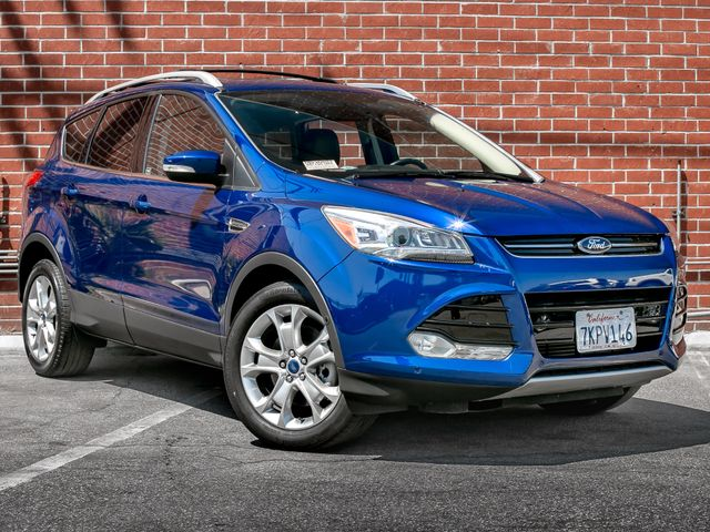 2015 Ford Escape Titanium Burbank, CA 1