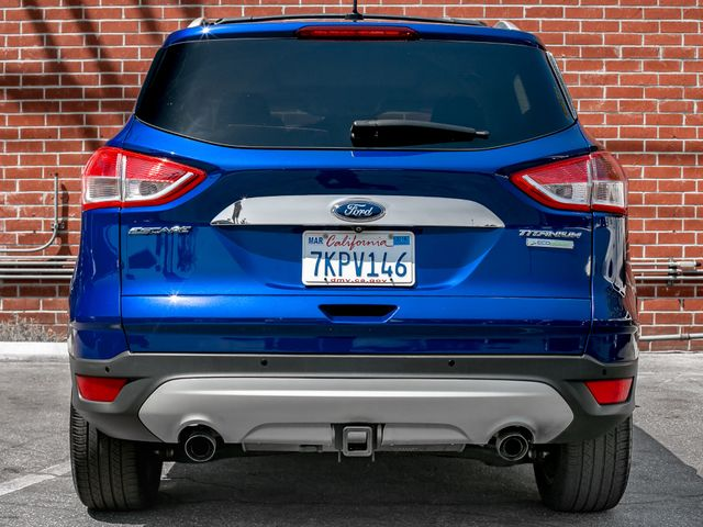 2015 Ford Escape Titanium Burbank, CA 3