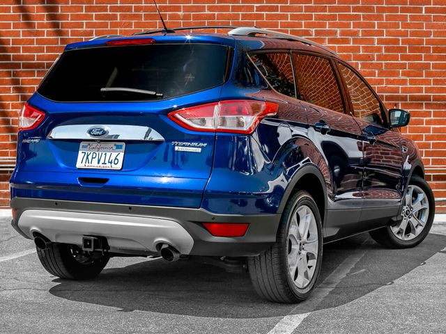 2015 Ford Escape Titanium Burbank, CA 6