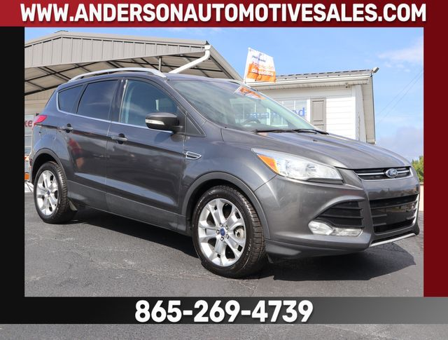 2015 Ford Escape Titanium in Clinton, TN 37716