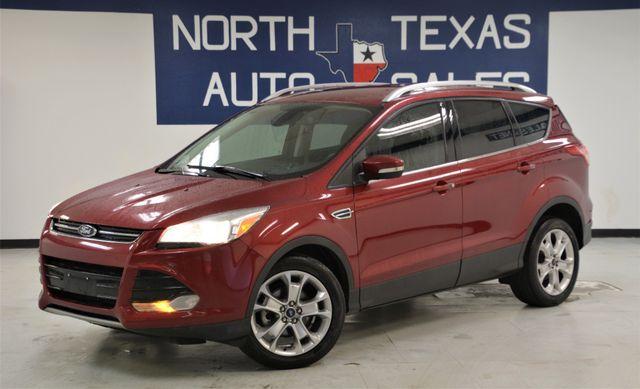 2015 Ford Escape Titanium One Owner