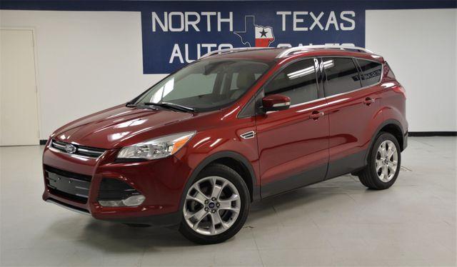 2015 Ford Escape Titanium NAVIGATION LEATHER HEATED SEATS