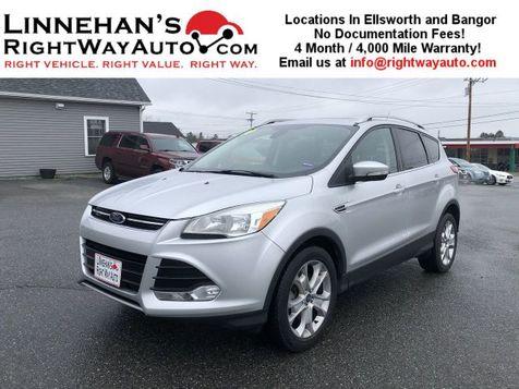 2015 Ford Escape Titanium in Bangor