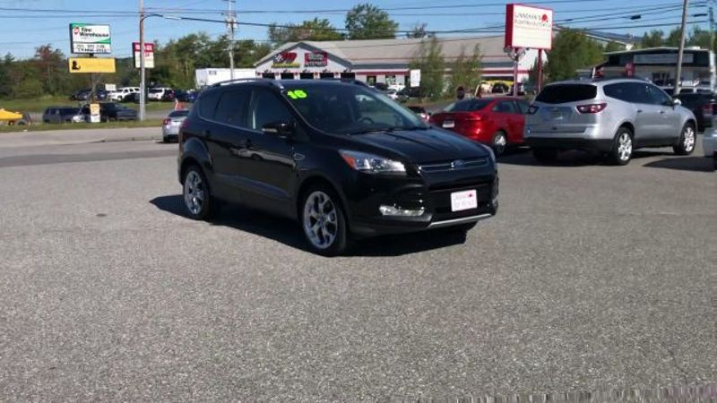 2015 Ford Escape Titanium  in Bangor, ME