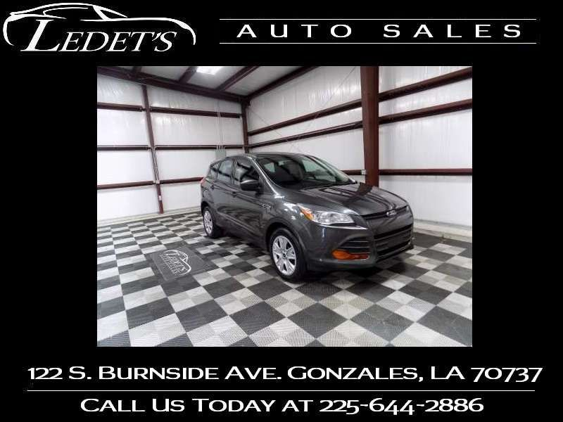 2015 Ford Escape S - Ledet's Auto Sales Gonzales_state_zip in Gonzales Louisiana