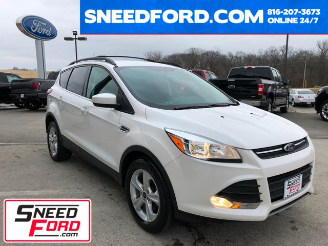 2015 Ford Escape SE 4X4