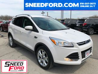 2015 Ford Escape Titanium in Gower Missouri, 64454
