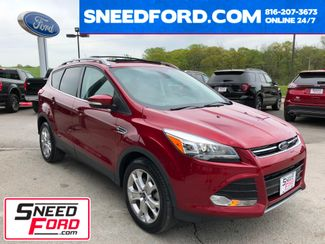 2015 Ford Escape Titanium 4X4 in Gower Missouri, 64454