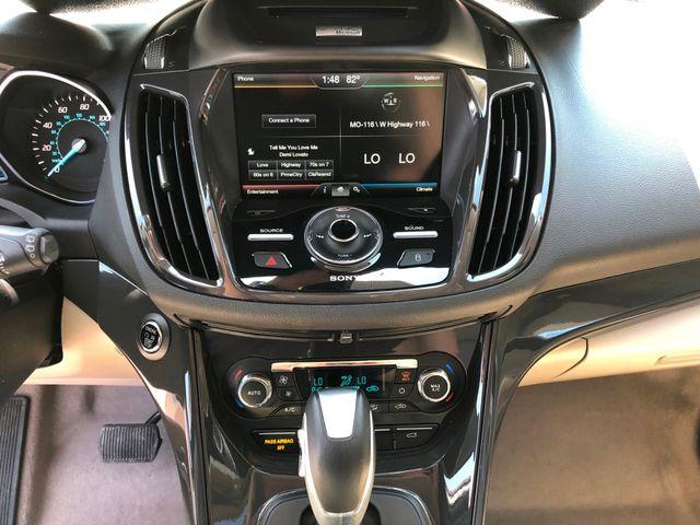 2015 Ford Escape Titanium in Gower Missouri, 64454