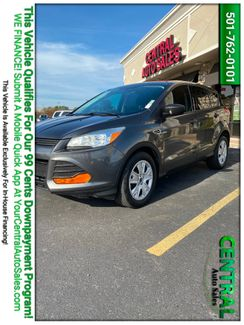 2015 Ford Escape S | Hot Springs, AR | Central Auto Sales in Hot Springs AR