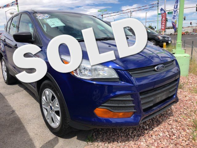 2015 Ford Escape S CAR PROS AUTO CENTER (702) 405-9905 Las Vegas, Nevada