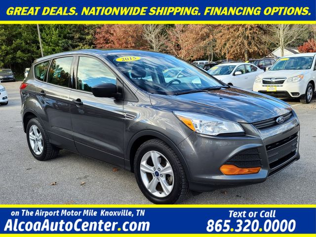 "2015 Ford Escape S FWD SYNC w/17"" Aluminum Wheels"
