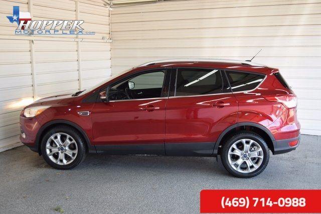 2015 Ford Escape Titanium in McKinney Texas, 75070