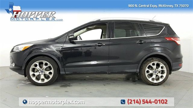 2015 Ford Escape Titanium in McKinney, Texas 75070