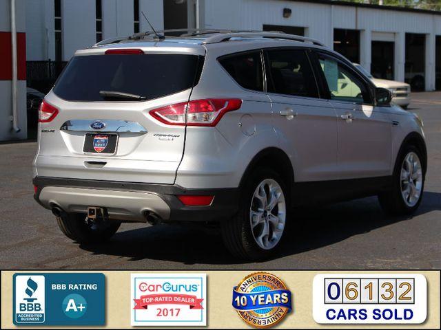 2015 Ford Escape Titanium 4WD - NAVIGATION-SUNROOF-BLIS! Mooresville , NC 2
