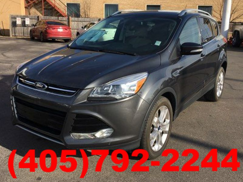 2015 Ford Escape Titanium | Oklahoma City, OK | Norris Auto Sales (NW 39th) in Oklahoma City OK