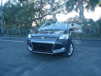 2015 Ford Escape Titanium 4X4 W/NAVIGATION SEFFNER, Florida 4