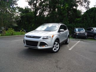 2015 Ford Escape SE LEATHER. HTD SEATS. REAR SEAT AIR SEFFNER, Florida 5