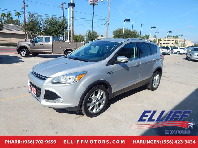 2015 Ford Escape Titanium in Harlingen, TX 78550