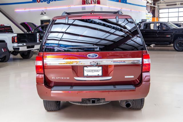 2015 Ford Expedition Platinum in Addison, Texas 75001
