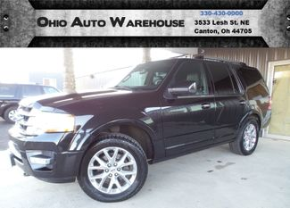 2015 Ford Expedition Limited 4x4 Nav Roof 3rd Row Cln Carfax We Finance | Canton, Ohio | Ohio Auto Warehouse LLC in Canton Ohio