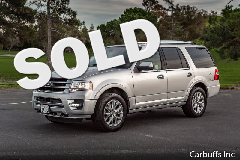 2015 Ford Expedition Limited 4X4 | Concord, CA | Carbuffs