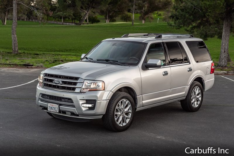 2015 Ford Expedition Limited 4X4   Concord, CA   Carbuffs in Concord, CA
