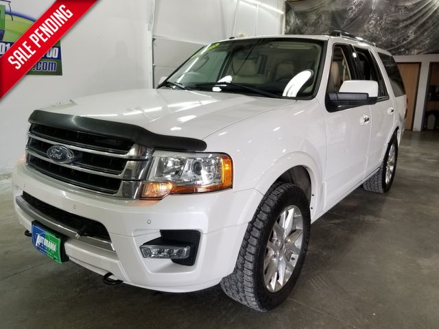 2015 Ford Expedition Limited All Wheel Drive