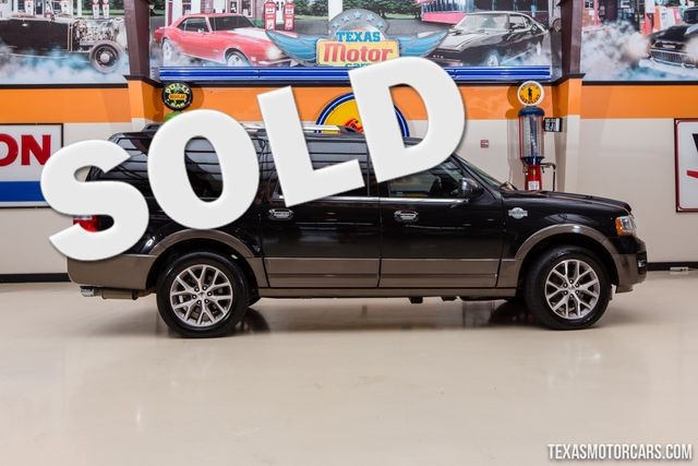 2015 Ford Expedition EL King Ranch 4X4