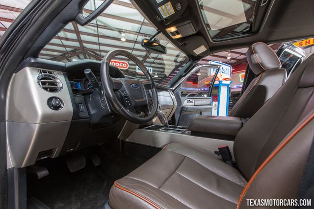 2015 Ford Expedition EL King Ranch 4X4 in Addison Texas, 75001