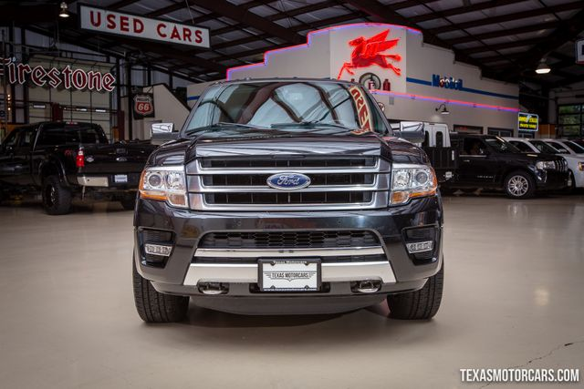 2015 Ford Expedition EL Platinum 4X4 in Addison, Texas 75001